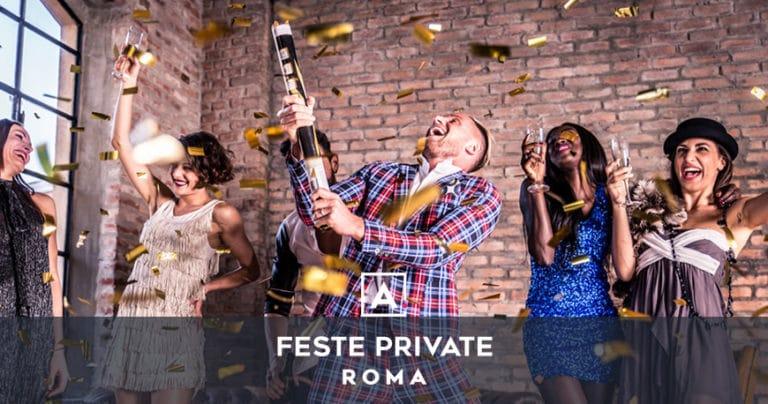 I migliori locali per feste private a Roma
