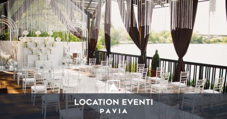 Location per eventi a Pavia: il tuo spazio per ogni evento