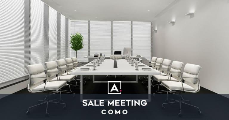 Sale meeting a Como: location per riunioni aziendali