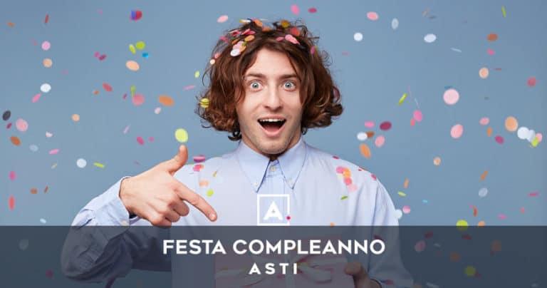 Sale per feste di compleanno ad Asti