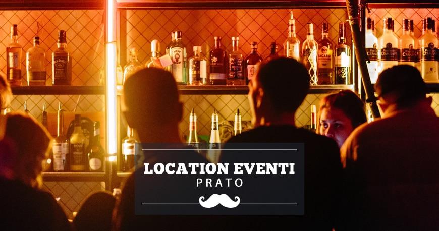 location eventi prato