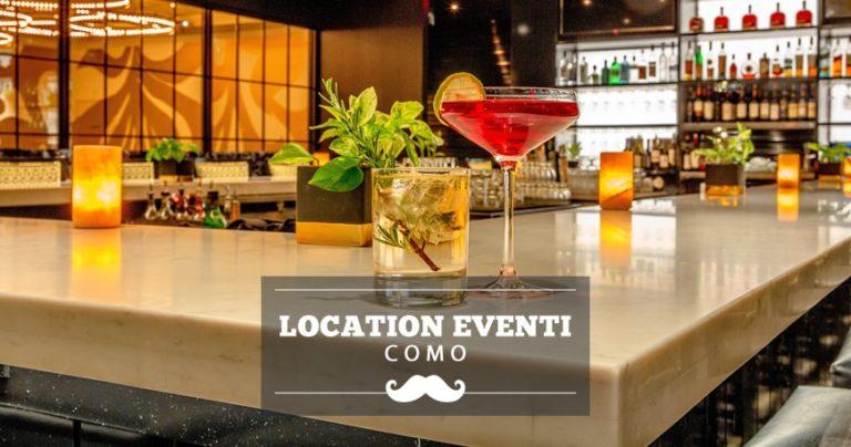 Location per eventi a Como: i migliori spazi in affitto