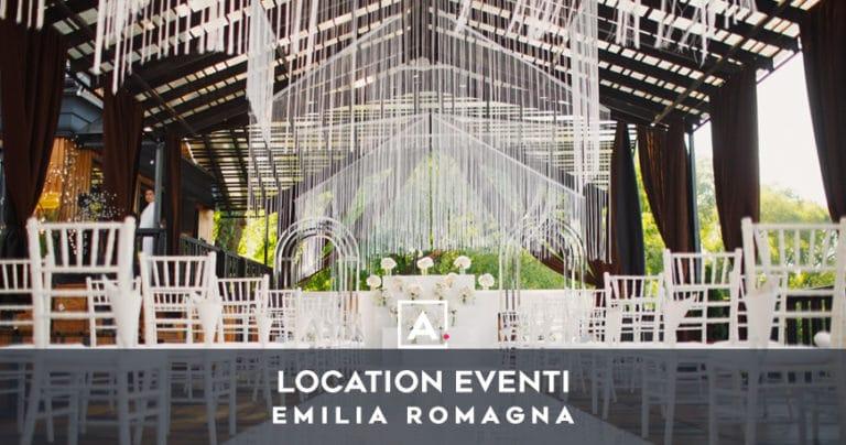 Location per eventi in Emilia Romagna