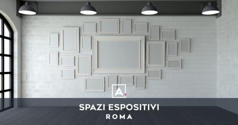 Spazi espositivi a Roma: location per mostre in affitto