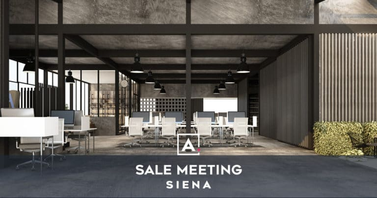 Sale meeting a Siena: location per riunioni aziendali