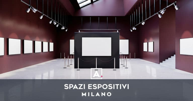 Spazi espositivi a Milano: location per mostre in affitto