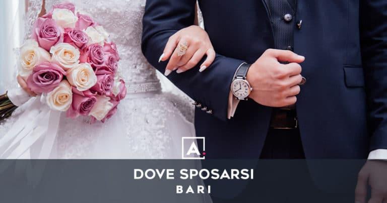 Dove sposarsi a Bari: le migliori location per matrimoni