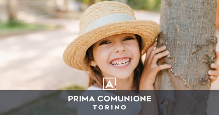 Dove festeggiare la prima comunione a Torino