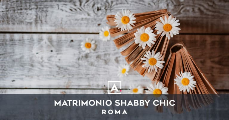 Location shabby chic a Roma