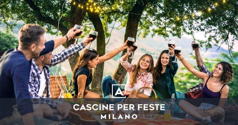 Cascine per feste a Milano: dal compleanno alla comunione