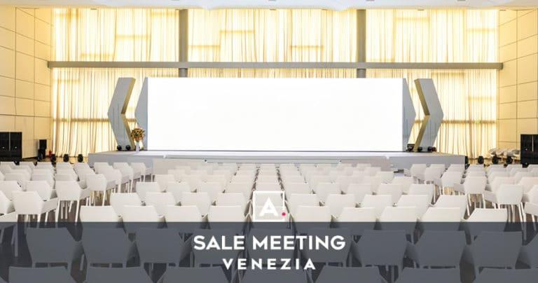 Sale meeting a Venezia: location per riunioni aziendali
