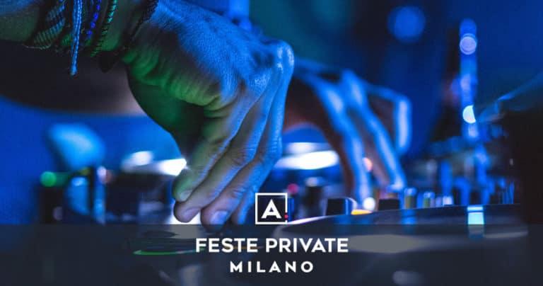 Location per feste private a Milano