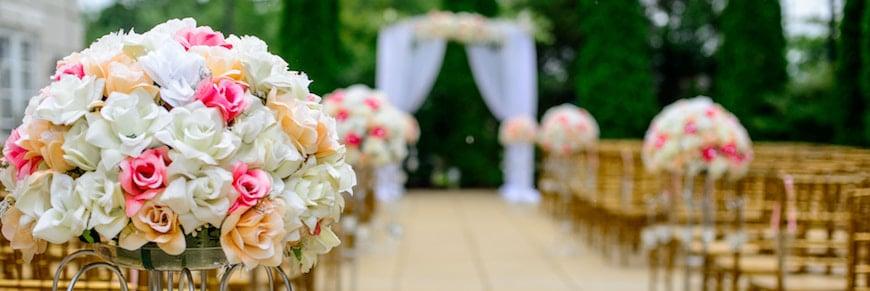 come organizzare un matrimonio shabby chic