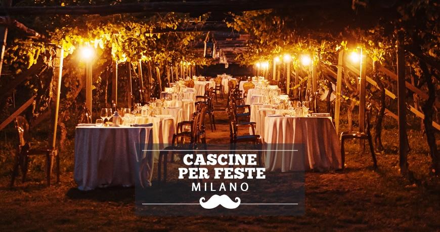 cascine per feste milano