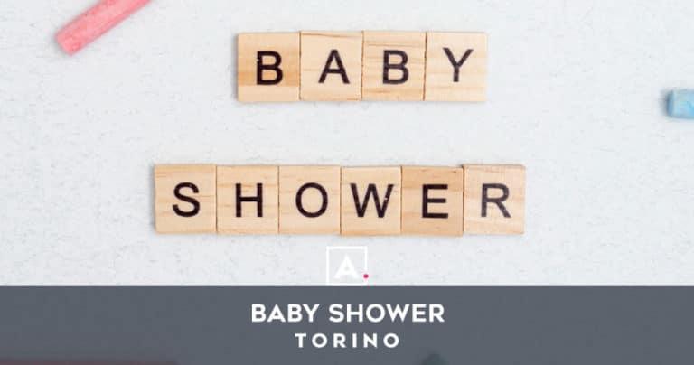 Baby shower a Torino: location dove fare il party
