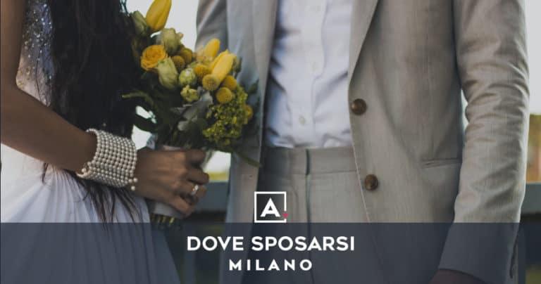 Dove sposarsi a Milano: le migliori location per matrimoni