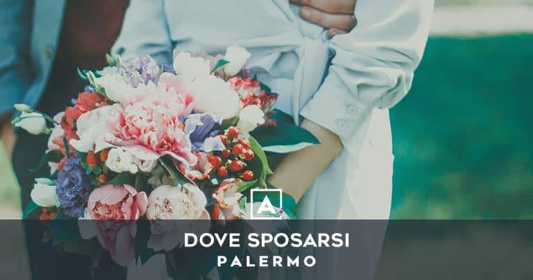 Dove sposarsi a Palermo: le migliori location per matrimoni