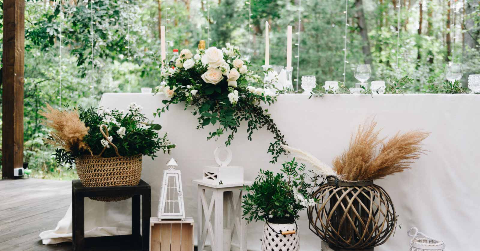 Un matrimonio in stile shabby chic elegante! Idee e significato