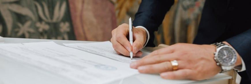 chi può officiare un matrimonio civile