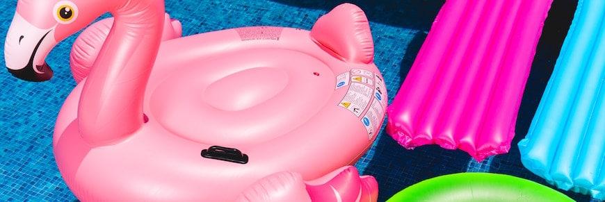 giochi per feste in piscina