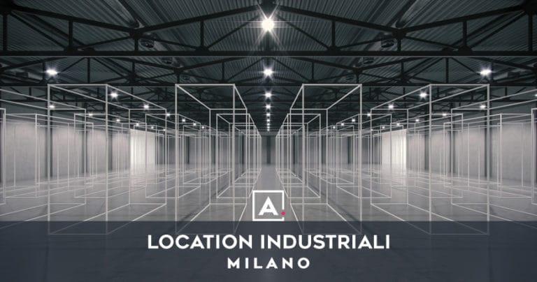 Location industriali a Milano: spazi per i tuoi eventi