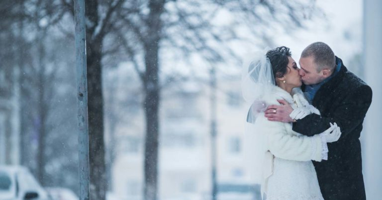 Idee originali per un matrimonio invernale: a dicembre si può!