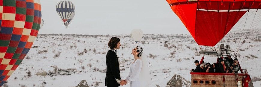 sposarsi in inverno dicembre marzo