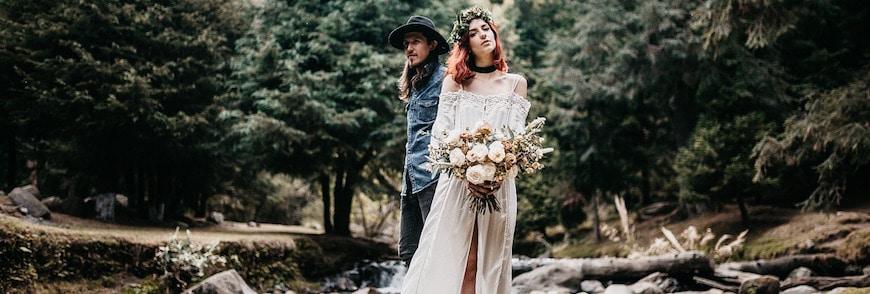 matrimonio flower power
