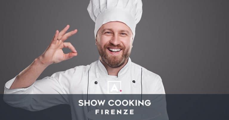 Cooking team building a Firenze