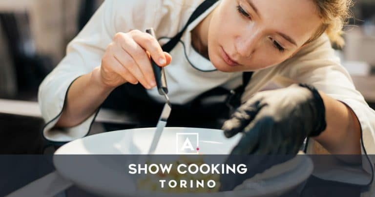 Cooking team building a Torino