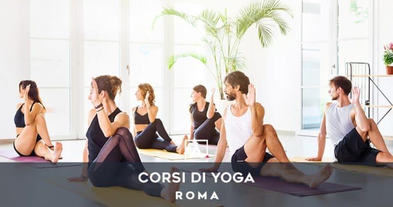 Location per corsi di Yoga a Roma